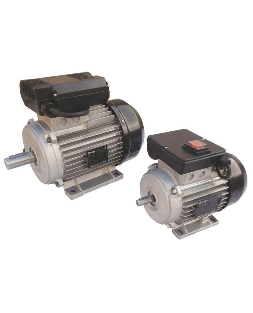 SOGA SINGLE PHASE INDUCTION MOTOR MADE IN ITALY 3 HP - 100B1400